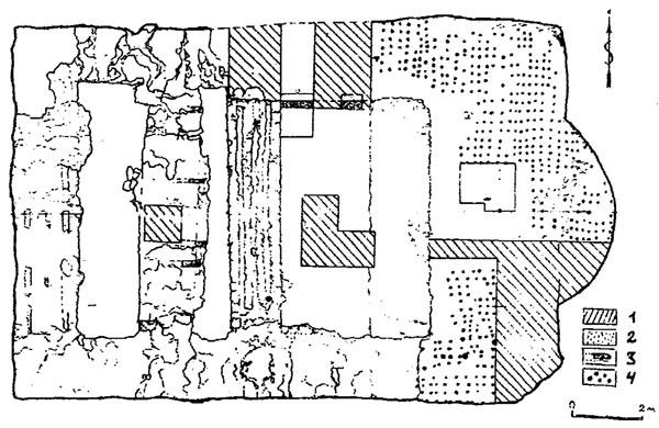 фундамент-церкви-святой-Богородицы-в-Тмутаракани