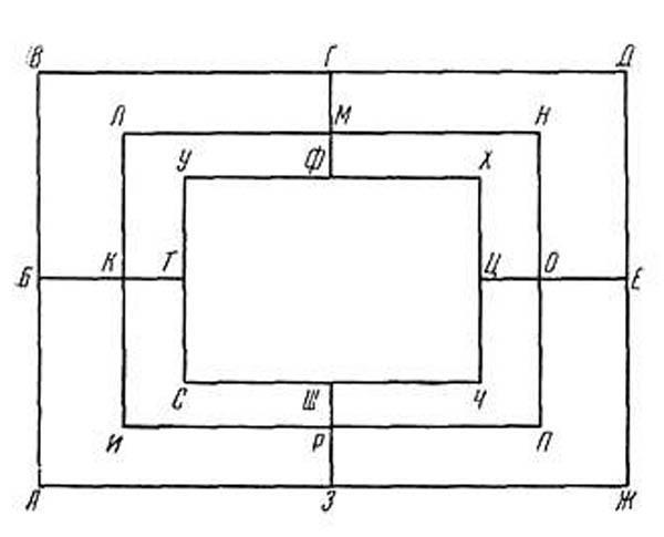 прямоугольный вавилон