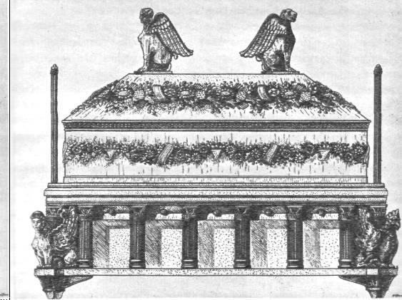 Саркофаг скифской царицы. Неаполь-скифский