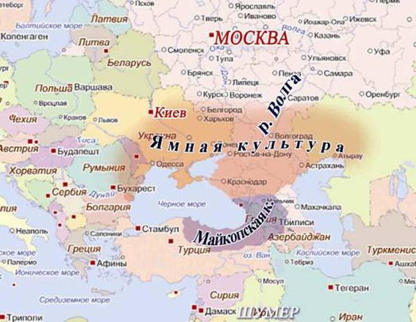 karta-yamnaya-i-majkop-maykopskaya-i-yamskaya-arheologicheskie-kultur