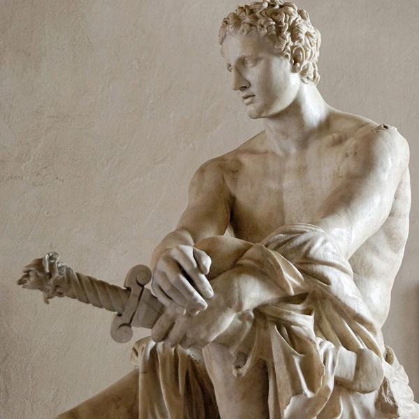 Арес - древнегреческий бог войны