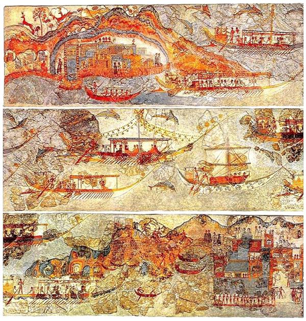 korabli-freska-flotiliya-minoan_miniaturethree_panels