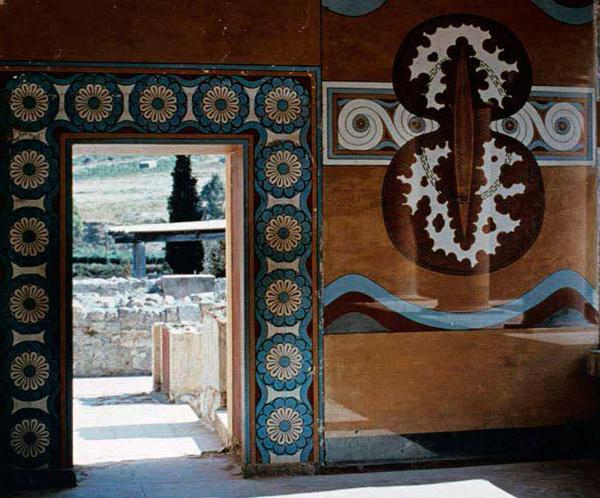 knossos-minoan-frescos