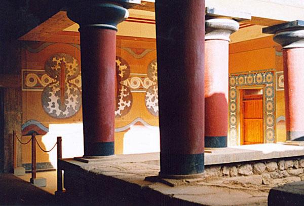 knossos-inside-palace