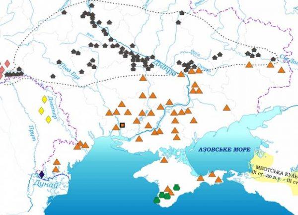 Чернолесская археологическая культура