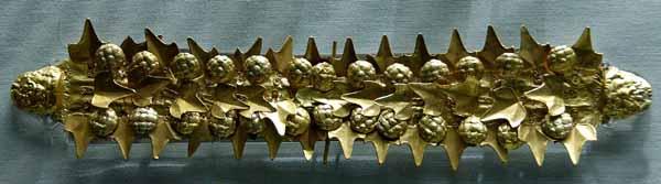 Браслет. 400-350 гг до н.э.