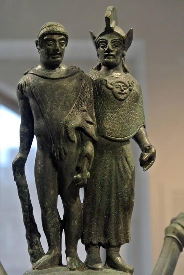 апи-менерва и геракл-vulci, 500-475 гг. до н.э