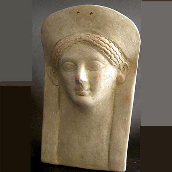 богиня-Деметра 6 в до н.э.