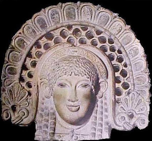 богиня-Уни-этрус
