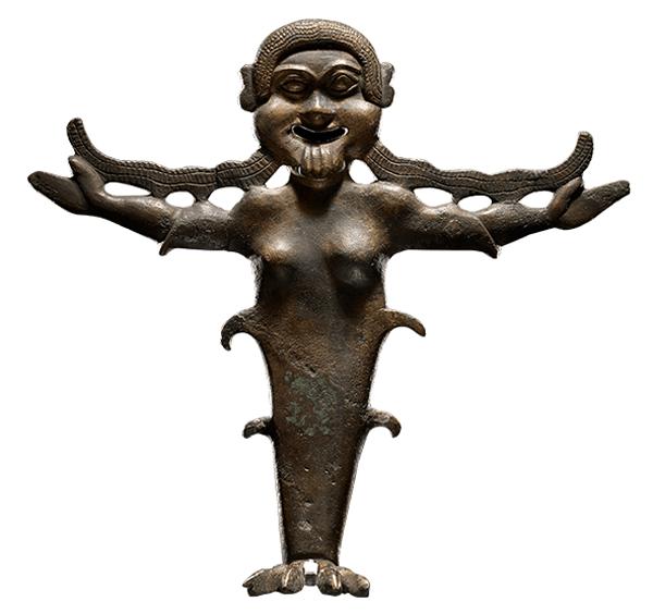 боги-апи-змееногие-три богини-сестры