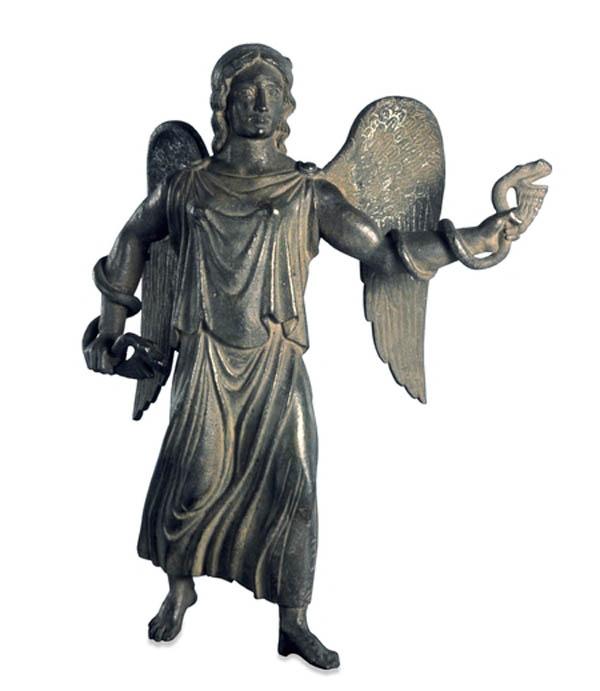 боги-вант-ангел смерти,сопровождает Хоруна