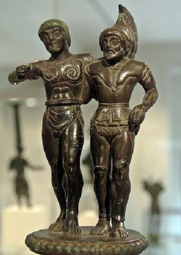 боги-марс и геракл480-470 гг. До н.э