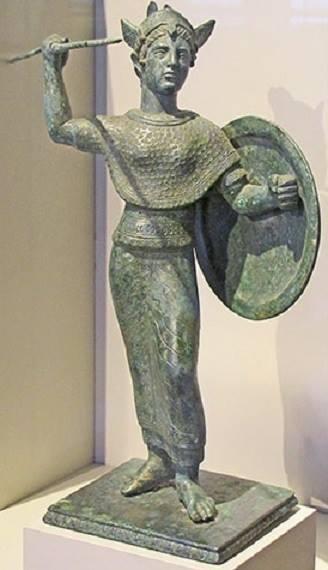 боги-менерва-этрус-IV веке до н.э.