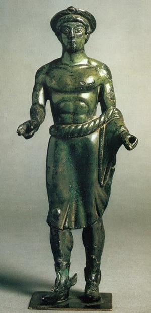 боги-480 до н.э. -этрус-гермес