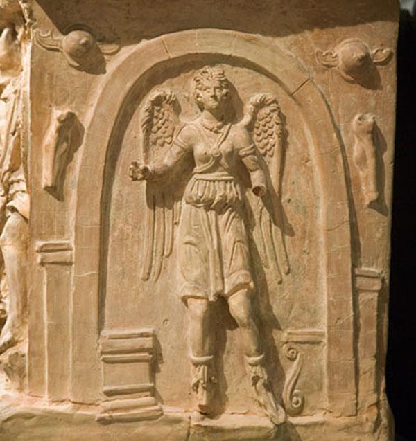 воин-кьюзи-Vanth, богиня мертвых