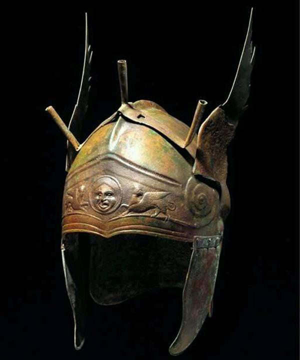 греч. Халкида-4 в до н.э.