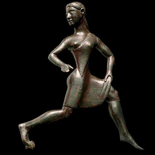 жен.-танцовщица-бронза