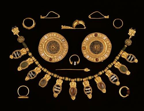 золот.6-век до н.э.-украшения