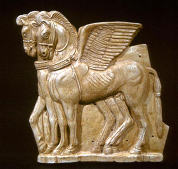 кони-Этрус.Тарквиний- IV в. до н. э. а .