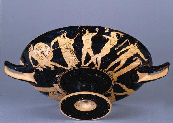спорт-vulci, 500-475 гг. До н.