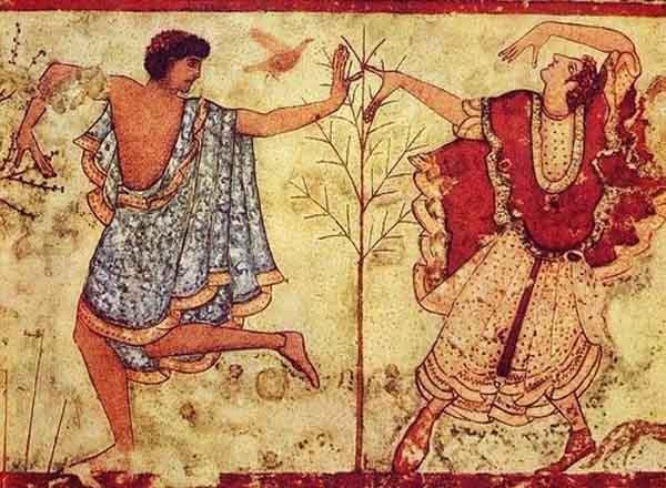 тарквиния-танец
