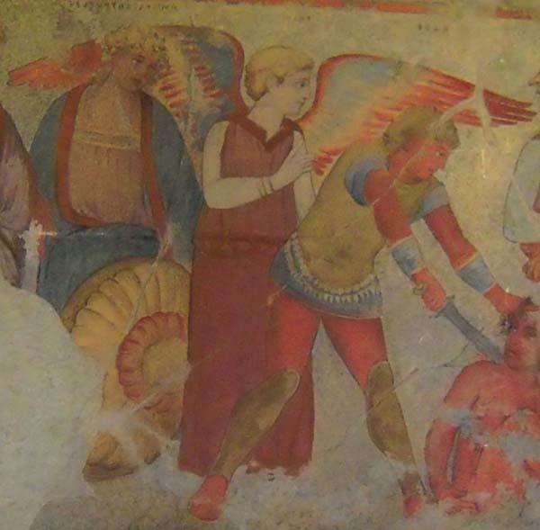 фреска-Vanth
