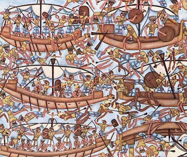 этруски--народы моря