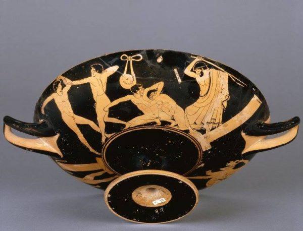 спорт-vulci, 500-475 гг. До н.э.