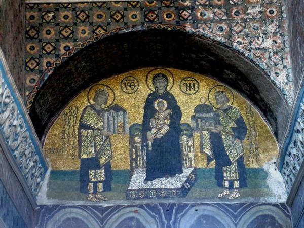 01-Храм Святой Софии в константинополе