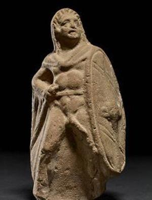 01-кельтского воина, III–II в. до н. э.