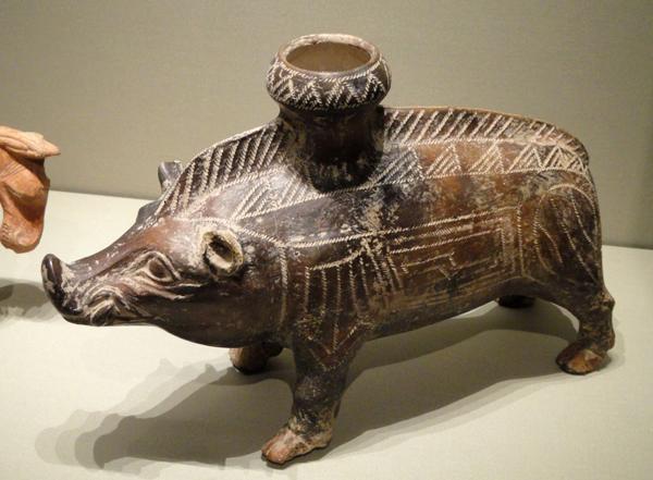700 г. до н.э.-свинья-аскос