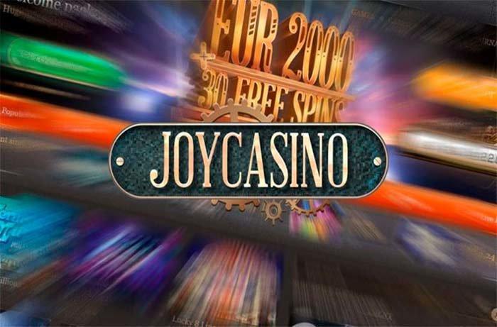 онлайн казино, бесплатные слоты, Джойказино