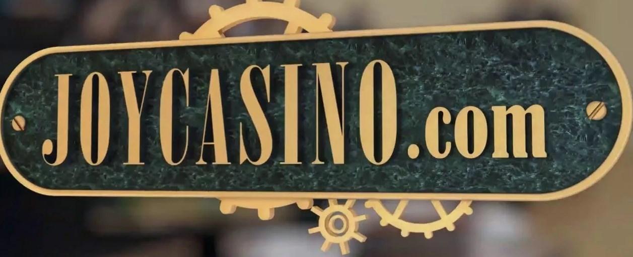 JoyCasino - азартные игры бесплатно